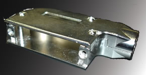 Metal Ethernet 90 Degree Exit Covers – Low Profile