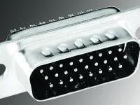 D-Subminiature Hi-Density Solder Cup Connectors – D3 Series