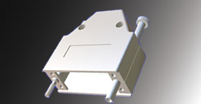 Low Profile Shielded Connector Cover
