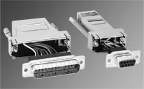 CAP HEAD STYLE  THUMBSCREWS  – SCSI & VHDCI Thumbscrews