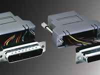 Plastic Cover w/Internal Shield & Connector 130 Series
