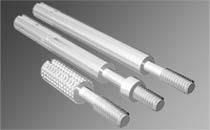 Straight Barrel Thumbscrews – Slotted Thumbscrews
