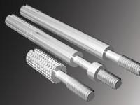 Steel Cap & Straight Barrel Style Thumbscrews